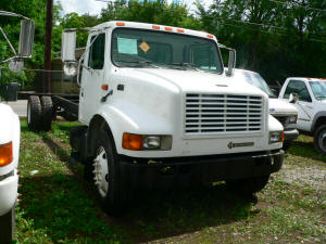 006C, Interational 4700 automatic truck