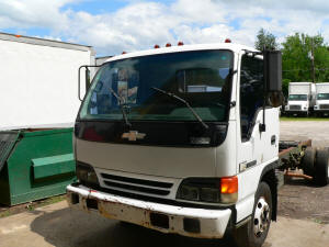 007C, 1998 Isuzu NPR, GMC W4, Chevrolet W4 used parts