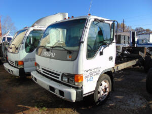 1000, 2001 Isuzu NPR used parts