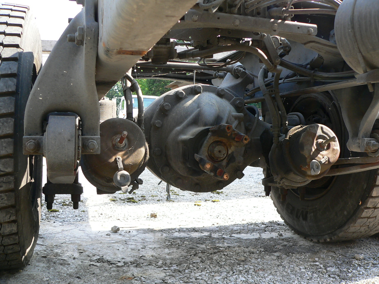 Freightliner Used Parts