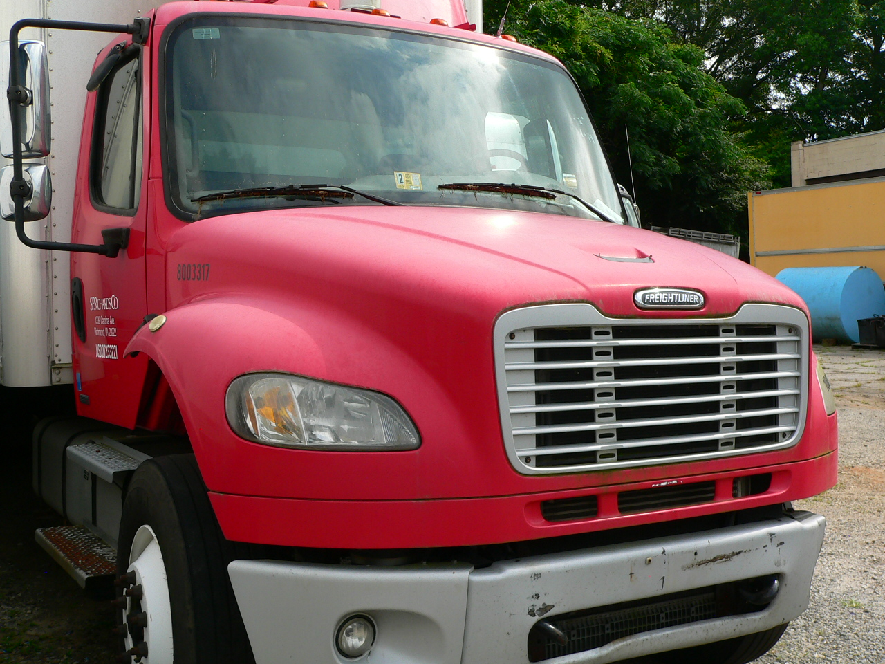 Freightliner Used Parts Fl112 Wiring Diagram Our Current Inventory Includes Fl70 Fl60 M2 And