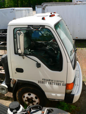 Used Isuzu Parts, Salvage Isuzu Truck Parts