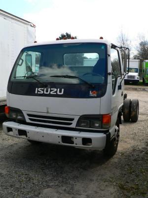 Used Isuzu Parts, Salvage Isuzu Truck Parts