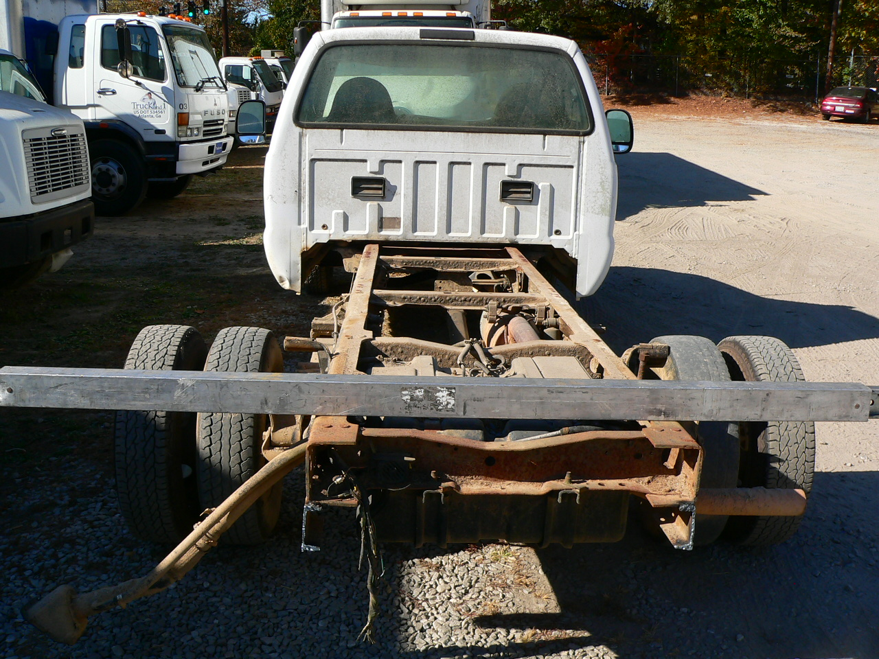 Ford Used Parts Including Ln7000 Parts  E250 Used Parts