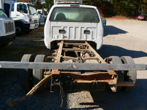 Used Trucks for Parts