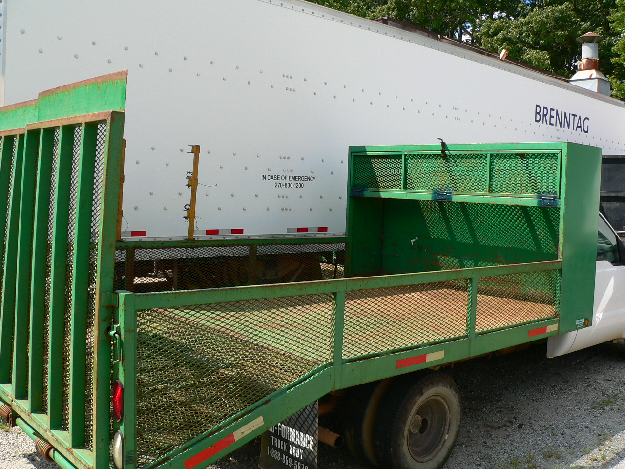 Used Flatbed Truck Bodies For Sale Located In Atlanta Georgia
