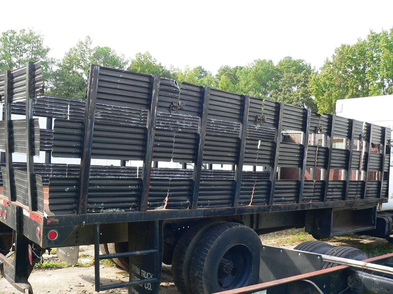 Flatbed Truck For Sale >> Used Flatbed Truck bodies for sale located in Atlanta Georgia