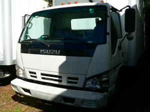 1060, 2006 Isuzu NPR used cab for sale