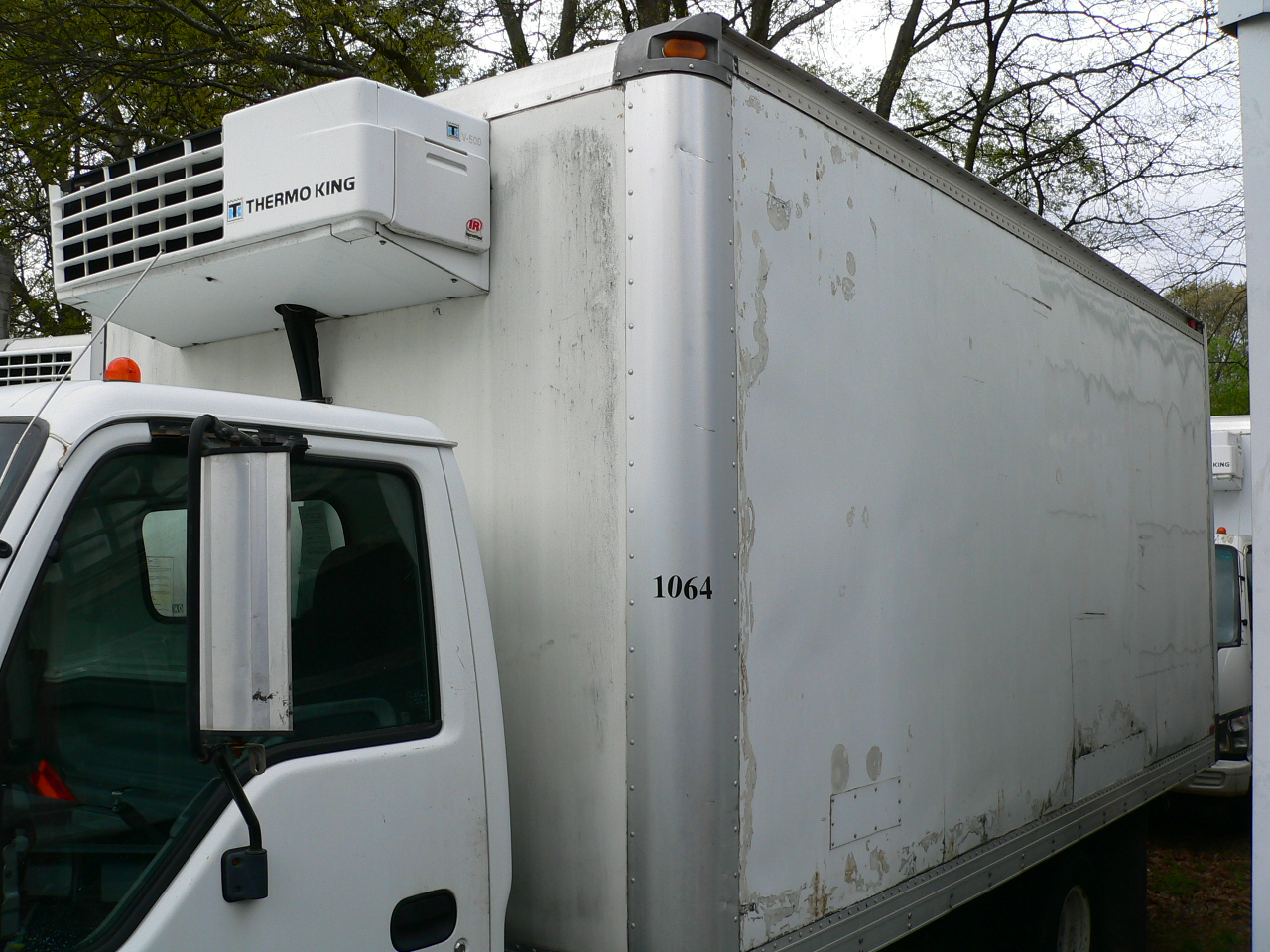 Used Refrigerated Truck body for sale, Kidron Refrigerated