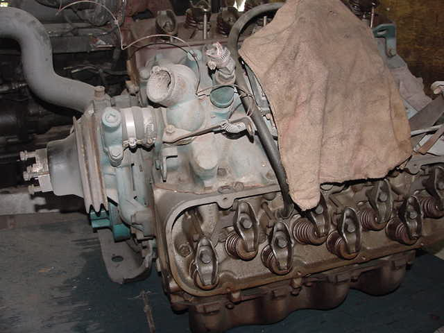 Used Big Truck Engines including Catapillar Engines, Cargo