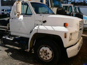 562, Ford F700 used parts