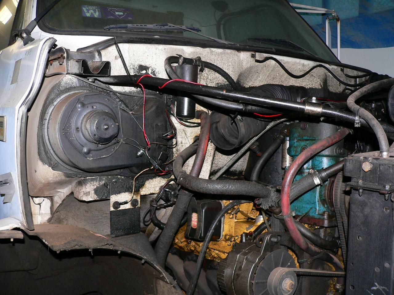 Chevrolet Gmc Kodiak Cab on 1996 Chevy Astro Van Gvw