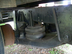 Used Rearend Axle Chunks for Trucks and Cargo Vans