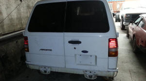 576, 1993 Ford Aerostar used rear doors