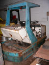 591, 90 tennant sweeper 525 used parts
