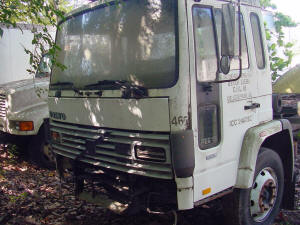 795, 1986 Volvo FE613 used parts