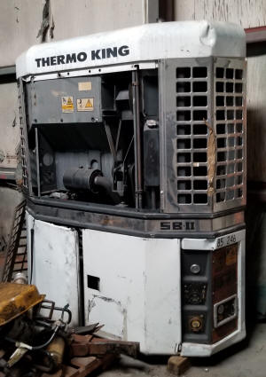 807, Thermoking SDII used unit