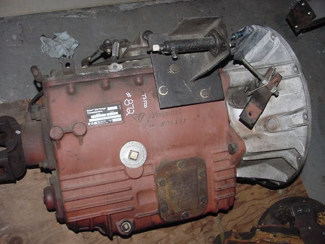 Used Big Truck Transmissions For Isuzus, Freightiners, Volvos, GMCs, Internationals, and Fords