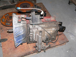 872, Fuller 6 speed used transmission FS5306A