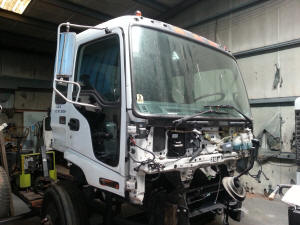 872, GMC T6500 used parts