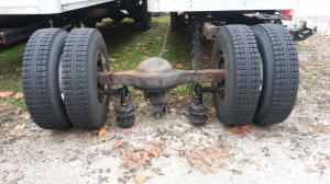 938, 2006 Freightliner M2 Rear Axle, Meritor RS19144