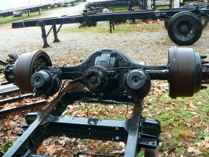 938, Freightliner M2 used rear axle RS1944