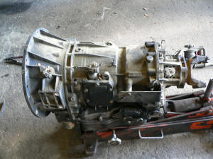 938,Freightliner M2 Allison 2100HS used transmission for sale