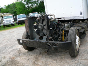 945, 1998 International 4700 used truck parts