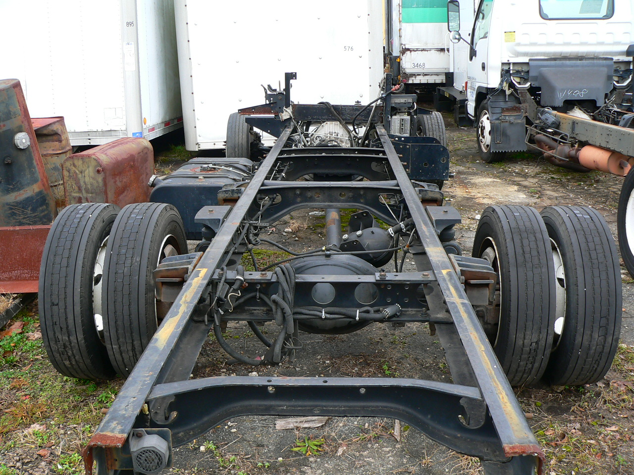 2008 International CF500 or Ford LCF -used parts Unit 951