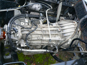 951, 2008 International CF500 used transmission