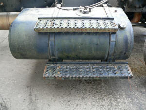 955, Ford F650 used fuel tank