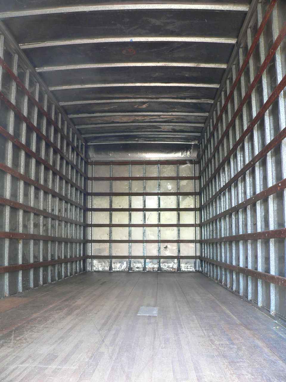 Used Truck Body In 25 Feet 26 Feet 27 Feet Or 28 Feet