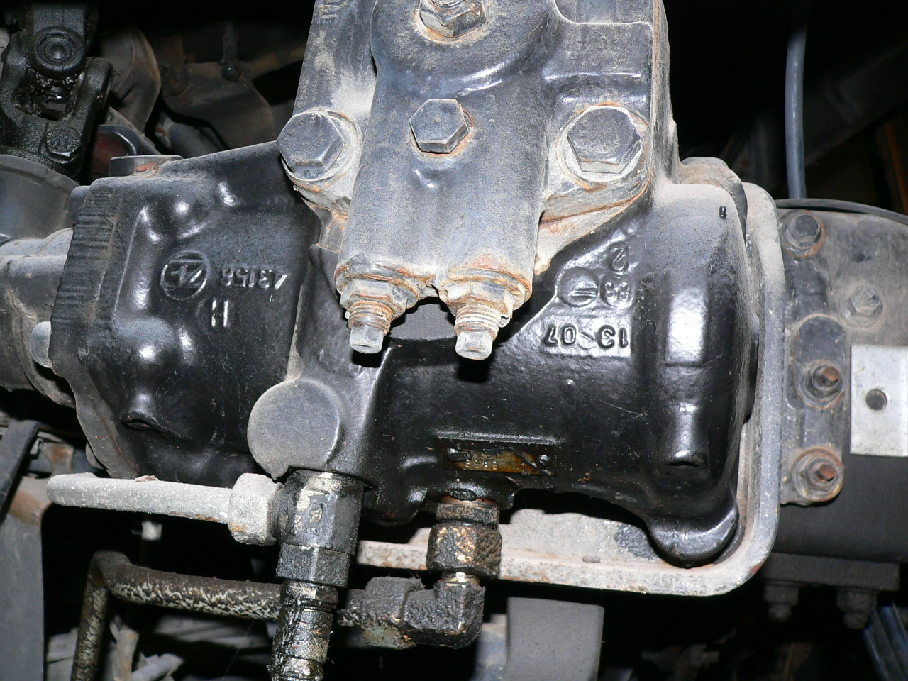 Volvo Used Parts