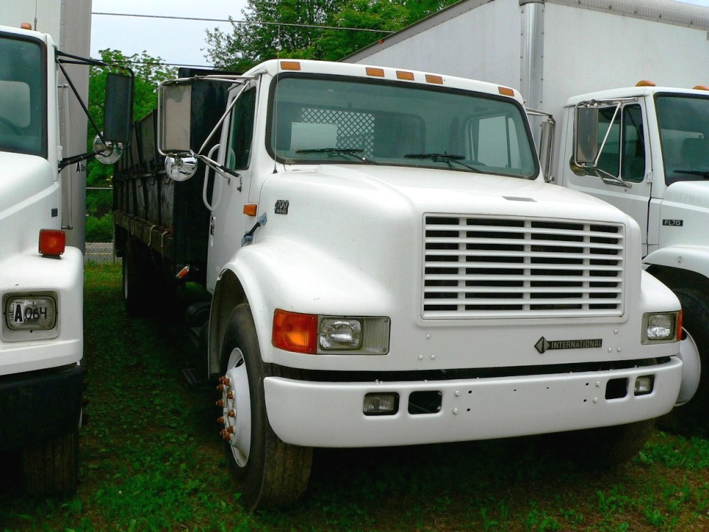 Used Flatbed Trucks For Sale Including Stake Sides