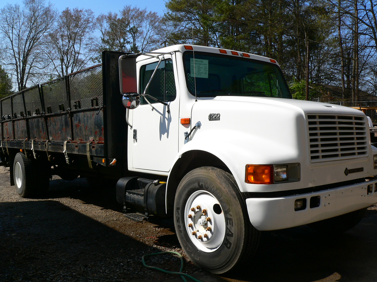 Trucks For Sale: Used Flatbed Trucks For Sale Including Stake Sides