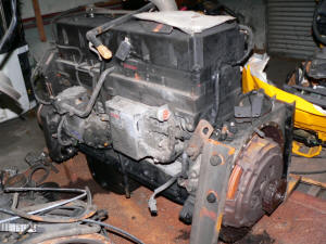 A065, Cummins M11 engine for rebuild or parts