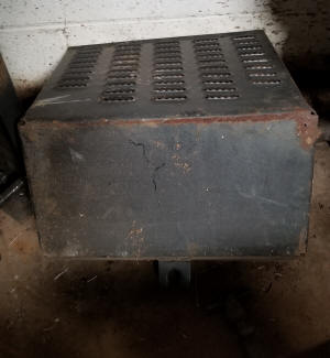 battery box, used