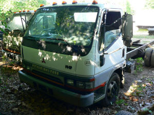 C003, Mitsubishi FE649 used parts