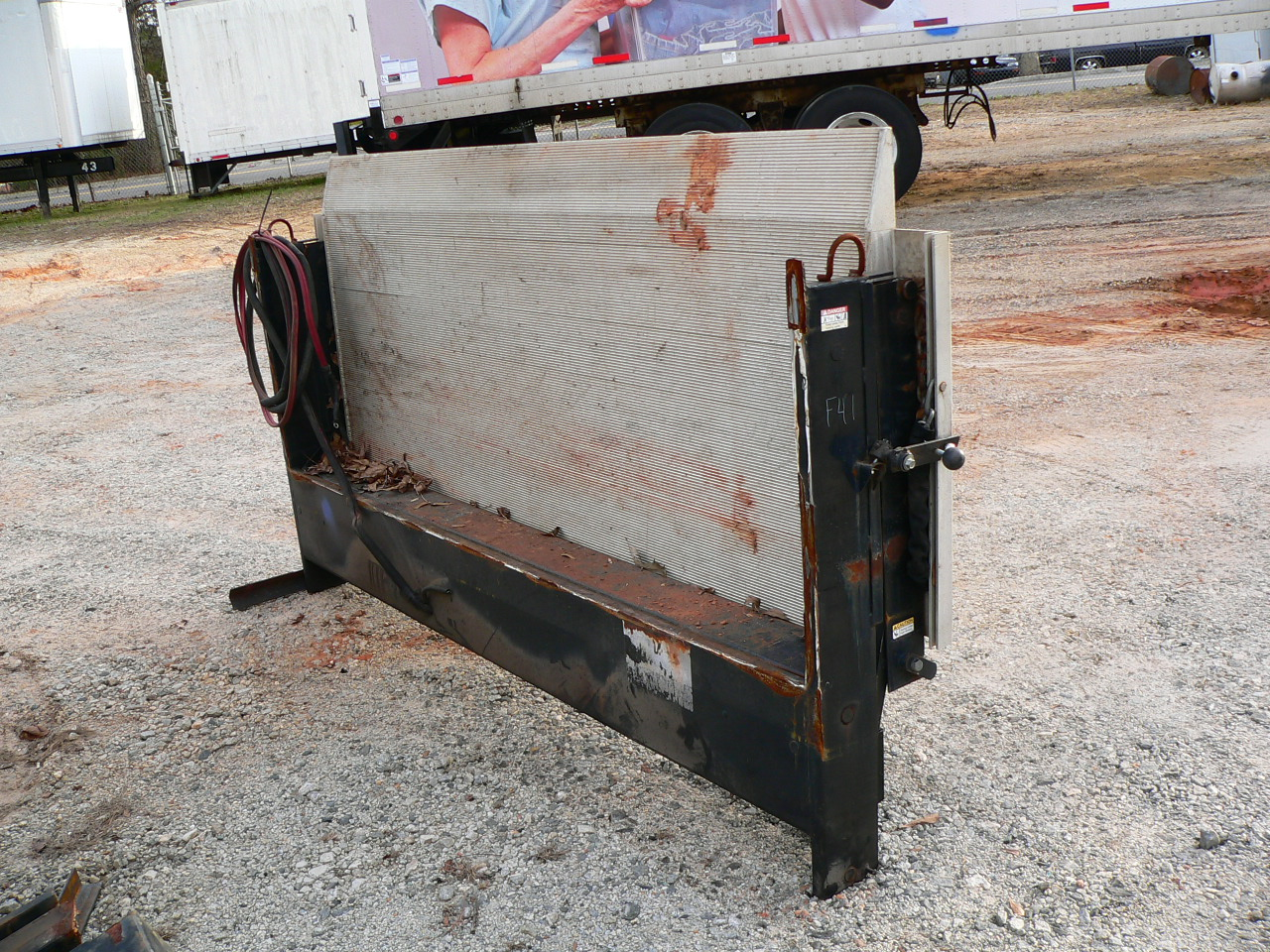 Used Flip Gate Style Lift Gates For Sale