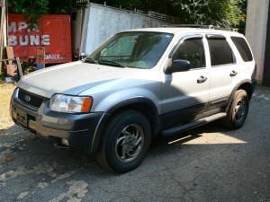 2004 Ford Escape with 4WD for sale
