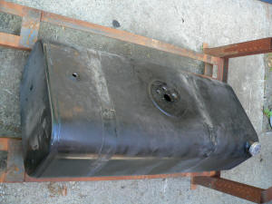 Ford F650 used fuel tank