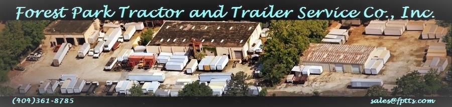 Forest Park Tractor and Trailer Service, Trailer Repair Atlanta Georgia