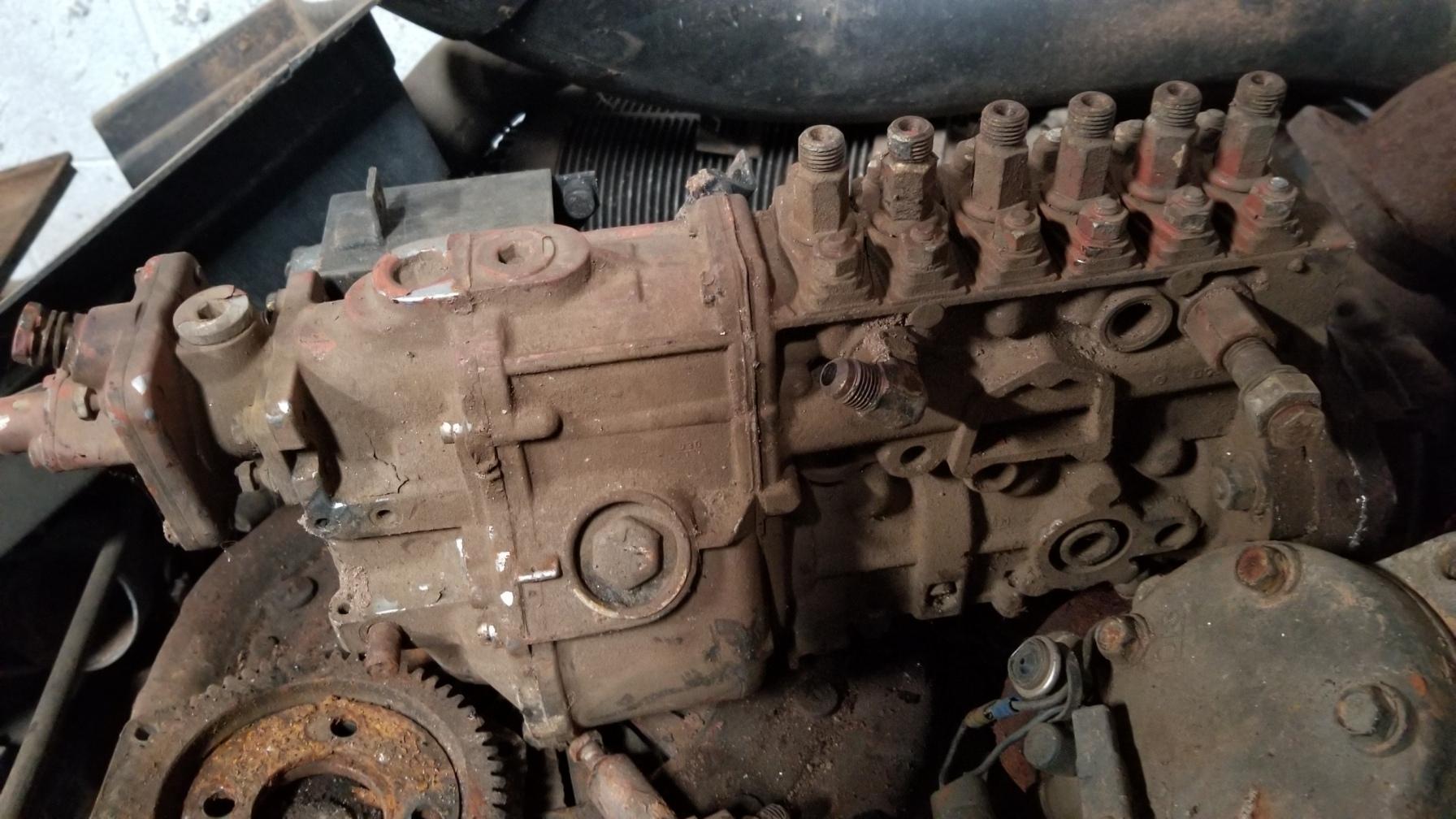 Mack Used Parts