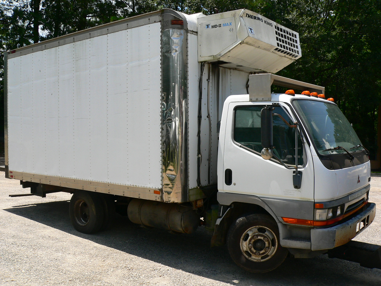 used refrigerated trucks for sale in georgia cdl and non cdl reefer trucks. Black Bedroom Furniture Sets. Home Design Ideas