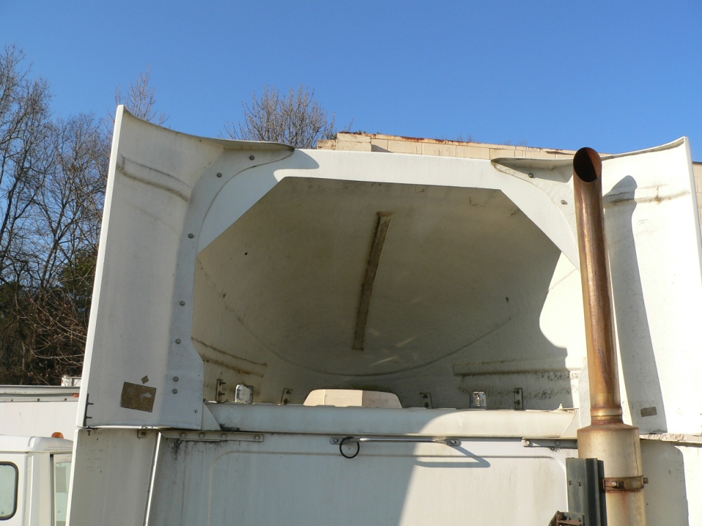Used Airshields for Truck