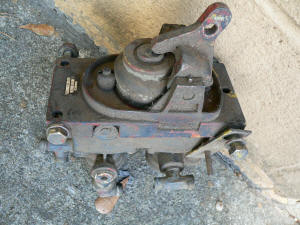 Wabco 4614941000, used for rebuild