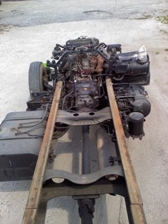 Used Parts for 2005 Isuzu NPR
