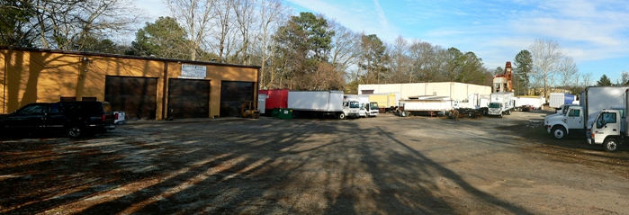 Forest Park Tractor and Trailer, Trailer Repair Shop Metro Atlanta