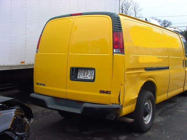 Bumper Cargo Truck : Used truck bumpers including cargo van